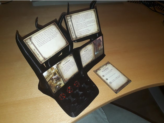 Arkham Horror: The Card Game - Card Holder Hard Plastic (engl.)