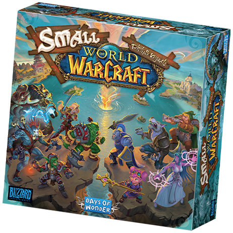 Small World of Warcraft (engl.) - Preorder