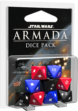 Star Wars: Armada Dice / Würfel Pack (deutsch / english)
