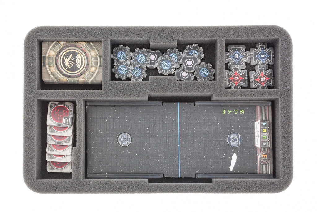 Feldherr: Xwing Rebel Transport Accessories