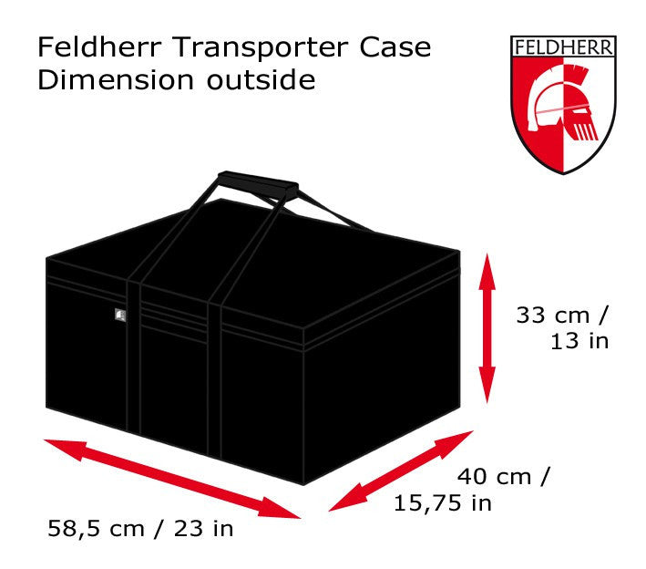 Feldherr: Hobby Transporter with Strap