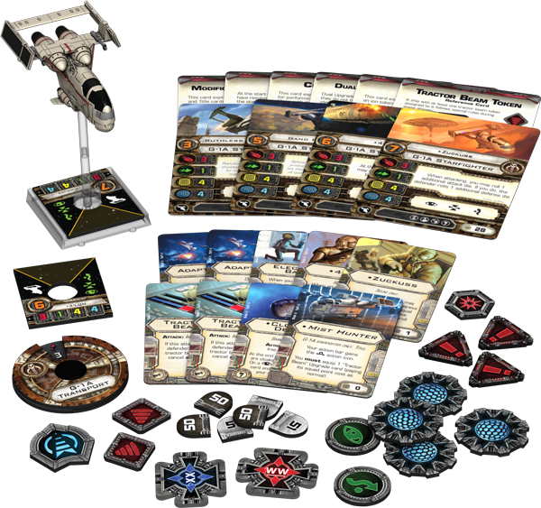 X-Wing: Mist Hunter (engl.)