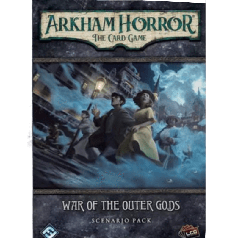 Arkham Horror: The Card Game - War of the outer Gods (engl.)