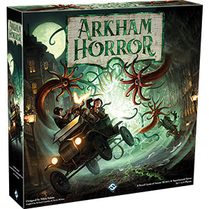 Arkham Horror: Core Game 3rd Edition (engl.) - Preorder (With Hardcover)