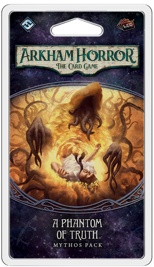 Arkham Horror: The Card Game - A phantom of Truth (engl.)