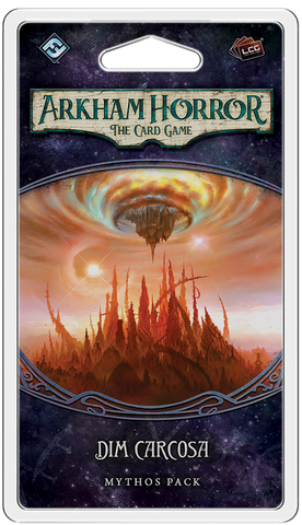 Arkham Horror: The Card Game - Dim Carcosa (engl.) - Preorder