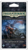 Arkham Horror: The Card Game - The Labyrinths of Lunacy (engl.)
