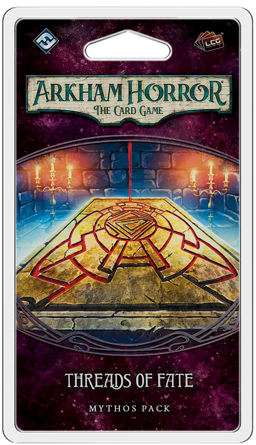 Arkham Horror: The Card Game - Threads of Fate (engl.)