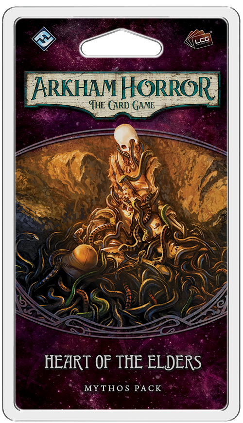 Arkham Horror: The Card Game - Heart of the Elders (engl.)