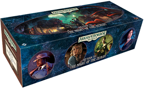 Arkham Horror: The Card Game - Return to the Night of the Zealot (engl.)