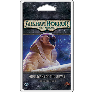 Arkham Horror: The Card Game - Guardians of the Abyss (engl.)