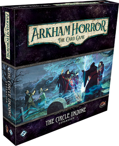 Arkham Horror: The Card Game - The Circle Undone (engl.)