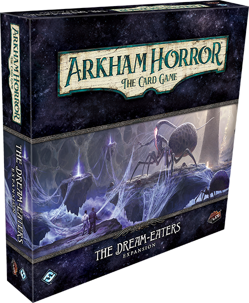 Arkham Horror: The Card Game - The Dream-Eaters (engl.) - Preorder