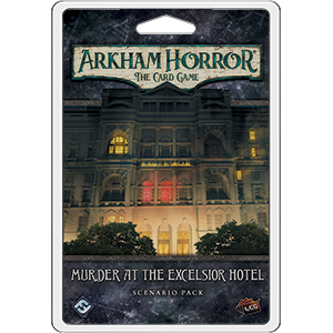Arkham Horror: The Card Game - Murder at the Excelsior Hotel(engl.)