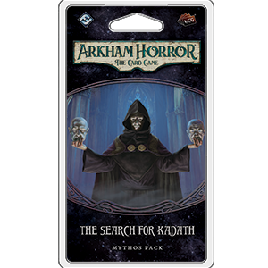 Arkham Horror: The Card Game - The Search for Kadath (engl.)