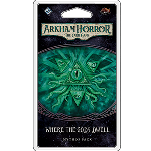 Arkham Horror: The Card Game - Where the Gods Dwell (engl.)