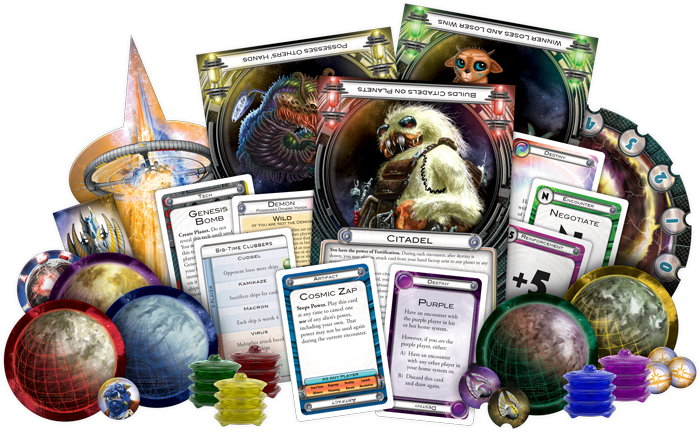 Cosmic Encounter (engl.) 42nd Anniversary Ed.