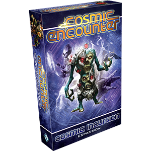 Cosmic Encounter: Cosmic Incursion Expansion (engl.)