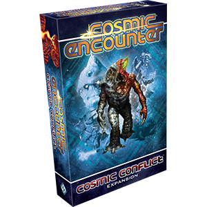Cosmic Encounter: Cosmic Conflict Expansion (engl.)