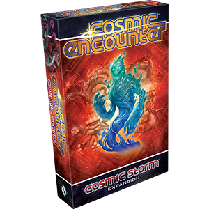 Cosmic Encounter: Cosmic Storm Expansion (engl.)