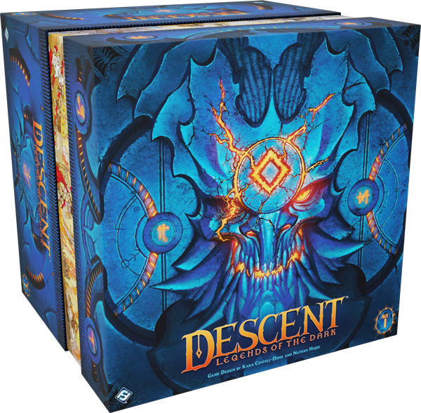 Descent: Legends of the Dark (engl.) - Preorder