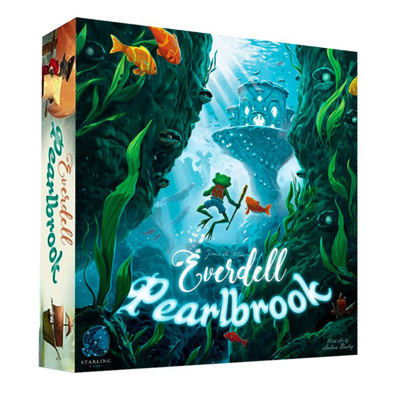 Everdell: Pearlbrook Expansion (engl.)