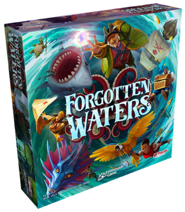 Forgotten Waters: A crossroads game (engl.)