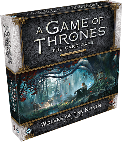 Game of Thrones: Wolves of the North (engl.)