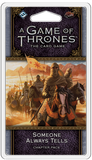 Game of Thrones: Someone always tells (engl.) - Preorder
