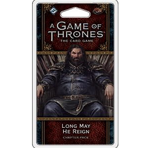 Game of Thrones: Long may he Reign (engl.)