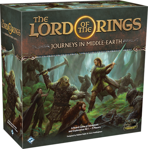 The Lord of the Rings: Journey's in Middle-Earth (engl.)