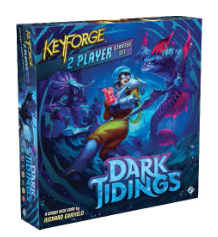 Keyforge: Dark Tidings 2 Player Starter Set (engl.) - Preorder