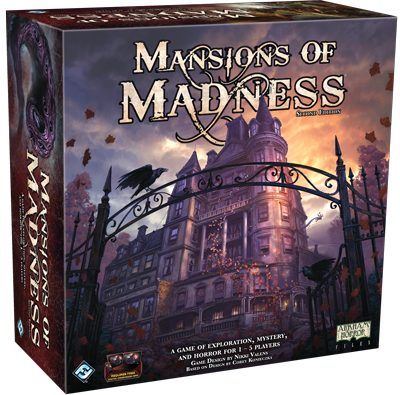 Mansions of Madness: 2nd Edition (engl.)