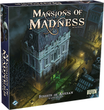 Mansions of Madness: Streets of Arkham (engl.) - Preorder
