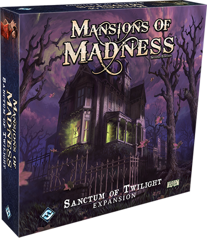 Mansions of Madness: Sanctum of Twilight (engl.)