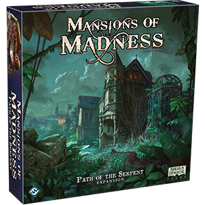Mansions of Madness: Path of the Serpent (engl.)