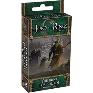 Lord of the Rings: The Card Game - The Hunt for Gollum (engl.)