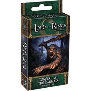 Lord of the Rings: The Card Game - Conflict at the Carrock (engl.)