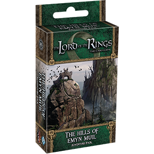 Lord of the Rings: The Card Game - The Hills of Emyn Muil (engl.)