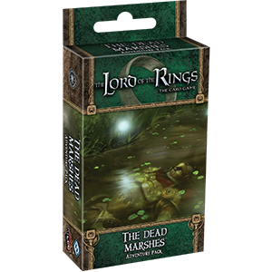 Lord of the Rings: The Card Game - The Dead Marshes (engl.)