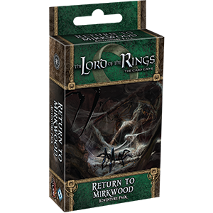 Lord of the Rings: The Card Game - Return to Mirkwood (engl.)