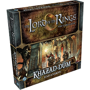 Lord of the Rings: The Card Game - Khazad - Dum (engl.)