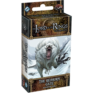 Lord of the Rings: The Card Game - The Redhorn Gate (engl.)