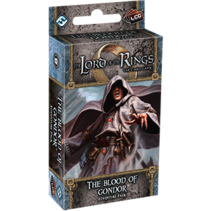 Lord of the Rings: The Card Game - The Blood of Gondor (engl.)