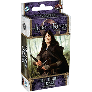 Lord of the Rings: The Card Game - The Three Trials (engl.)