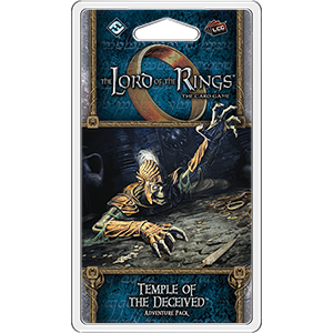 Lord of the Rings: The Card Game - Temple of the Deceived (engl.)