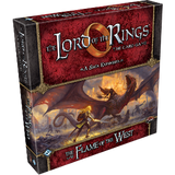 Lord of the Rings: The Card Game - The Flame of the West (engl.) - Saga