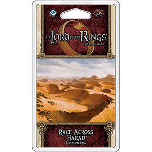 Lord of the Rings: The Card Game - Race Across Harad (engl.)
