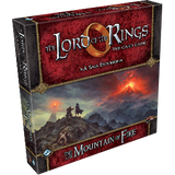 Lord of the Rings: The Card Game - The Mountain of Fire (engl.) - Saga