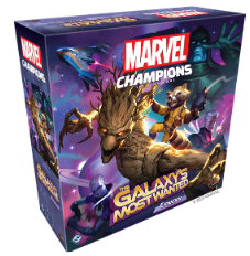 Marvel Champions: The Galaxy's Most Wanted Expansion (engl.)